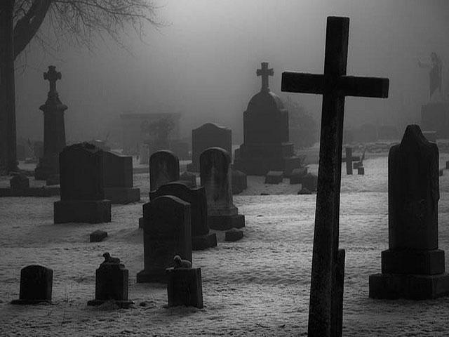 Friedhof Hexerei